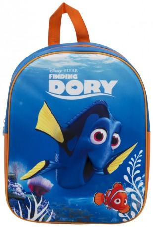 Junior Batoh Hledá Se Dory / Finding Dory Modrý 32 Cm