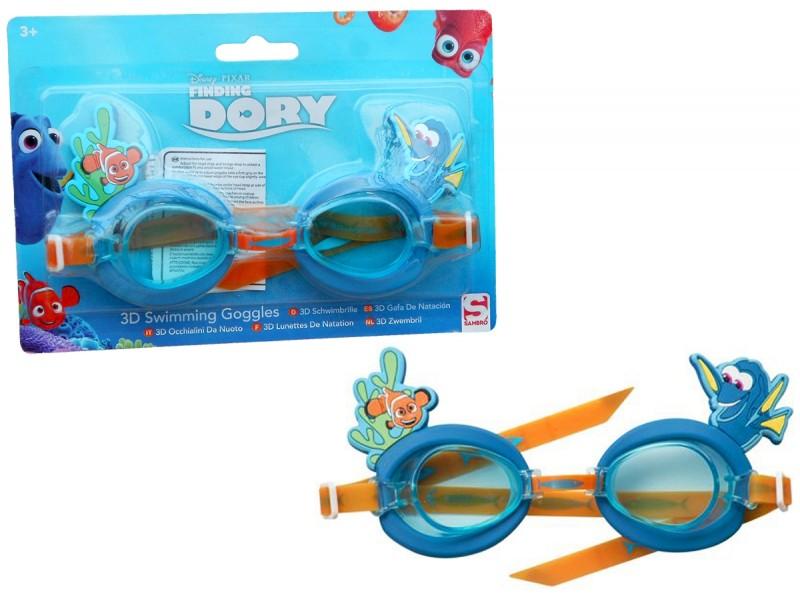 Plavecké Brýle Hledá Se Dory / Finding Dory 3D