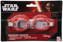 Plavecké Brýle Star Wars Červené