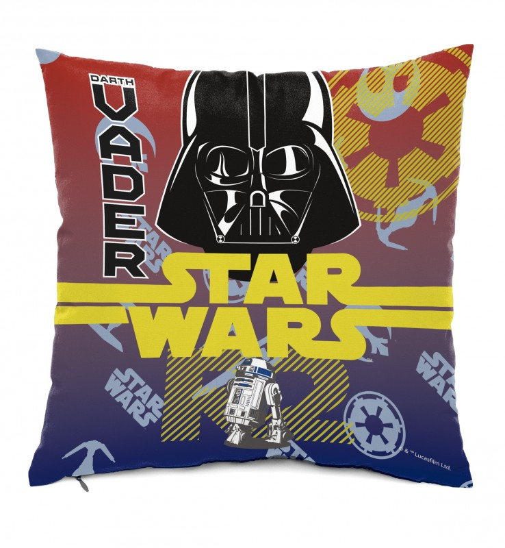 Polštář Star Wars Darth Vader 35 X 35 Cm