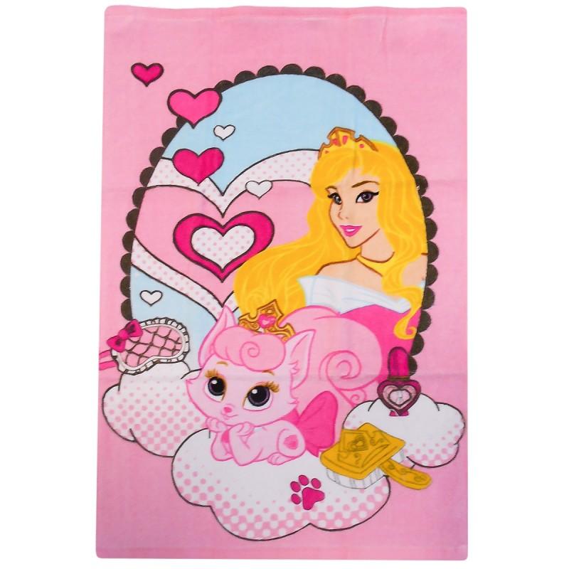 Ručník Princezny / Princess  Růžový 40 X 60 Cm