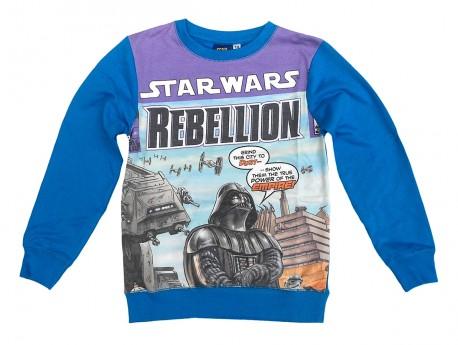 Chlapecká Mikina  Star Wars Rebellion / vecizfilmu