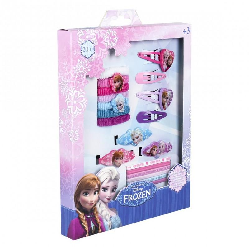 Příslušenství Do Vlasů Ledové Království / Frozen Anna Elsa
