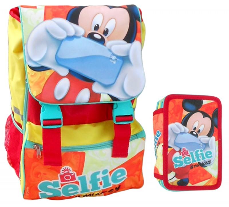 Batoh A Penál Mickey Mouse 41 Cm