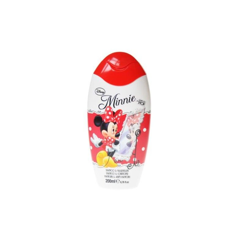 Šampon a kondicionér  Minnie Mouse Malina 200 ml