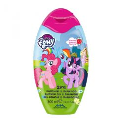 Sprchový gel a pěna My Little Pony Malina 300 ml