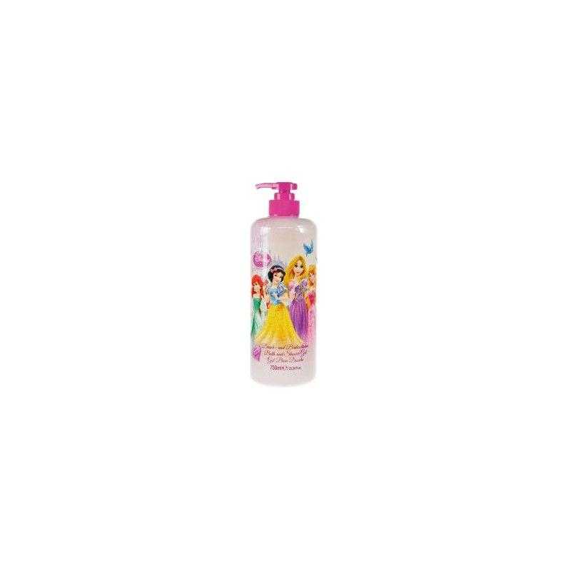 Sprchový gel a pěna Princezny / Princess Malina 750 ml
