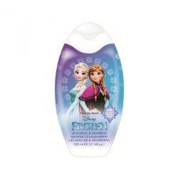 Sprchový gel a šampon Ledové království / Frozen Anna Elsa Malina 300 ml
