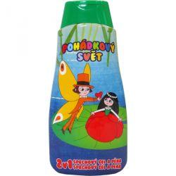 Sprchový gel + pěna Maková panenka 500 ml