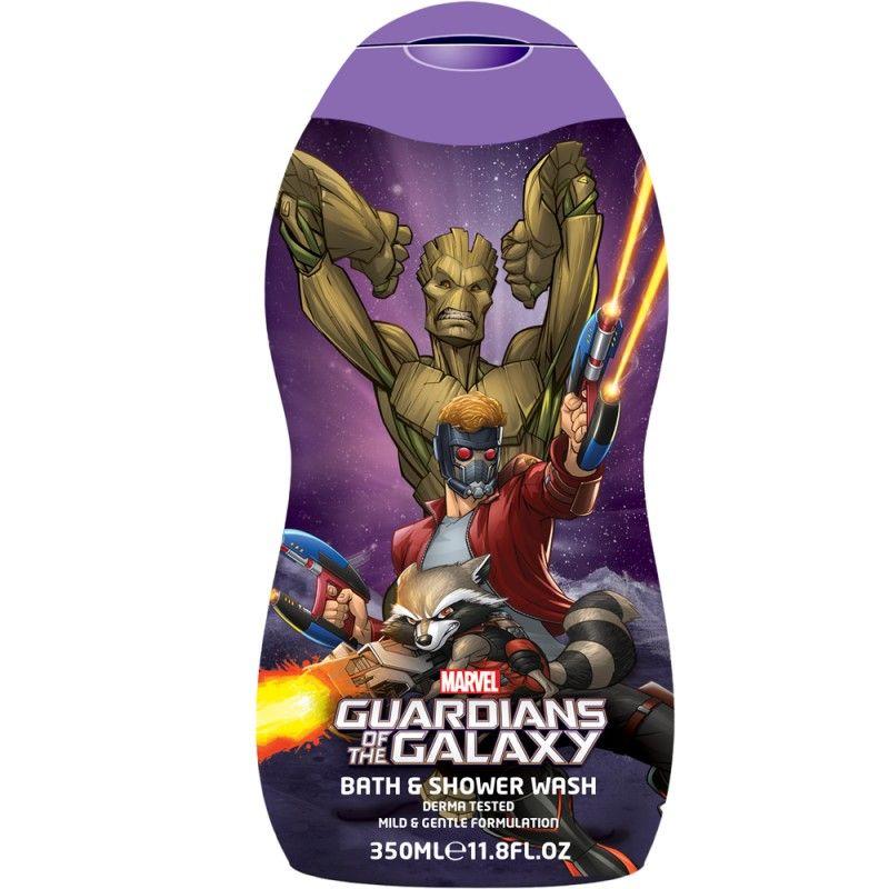 Sprchový gel a pěna do koupele Strážci galaxie / Guardians of the Galaxy 350 ml