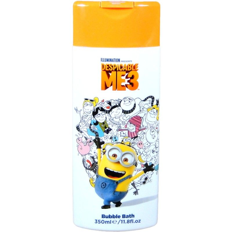 Pěna do koupele Mimoni / Minions 350 ml
