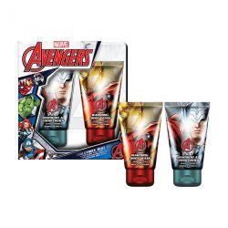 Sprchový gel a šampon s kondicionerem Avengers Iron Man Captain America