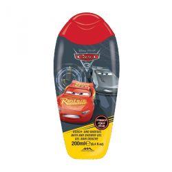 Sprchový gel a pěna Auta / Cars Broskev 200 ml
