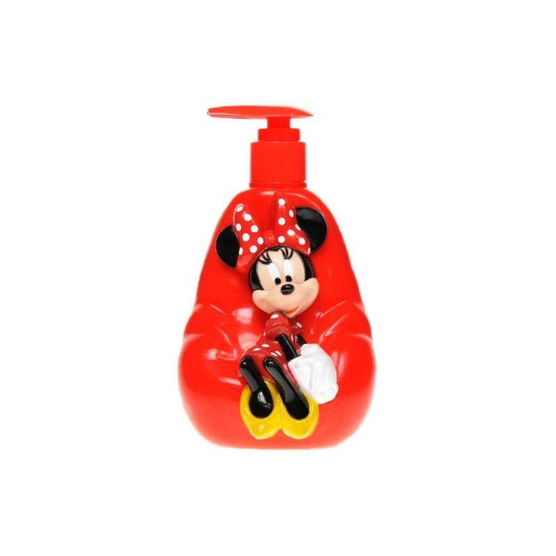 Tekuté mýdlo Minnie Mouse Malina 300 ml