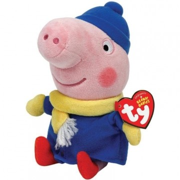 Plyšák Prasátko Peppa / Peppa Pig George  15 Cm