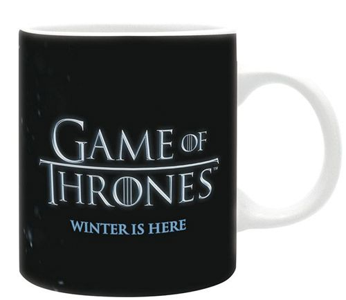 HRNEK KERAMICKÝ HRA O TRŮNY / GAME OF THRONES NIGHT KING 320 ML