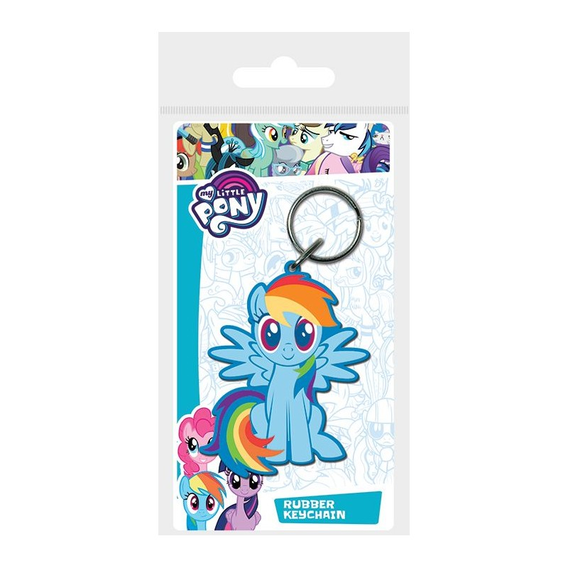 Klíčenka / Přívěsek My Little Pony Rainbow Dash