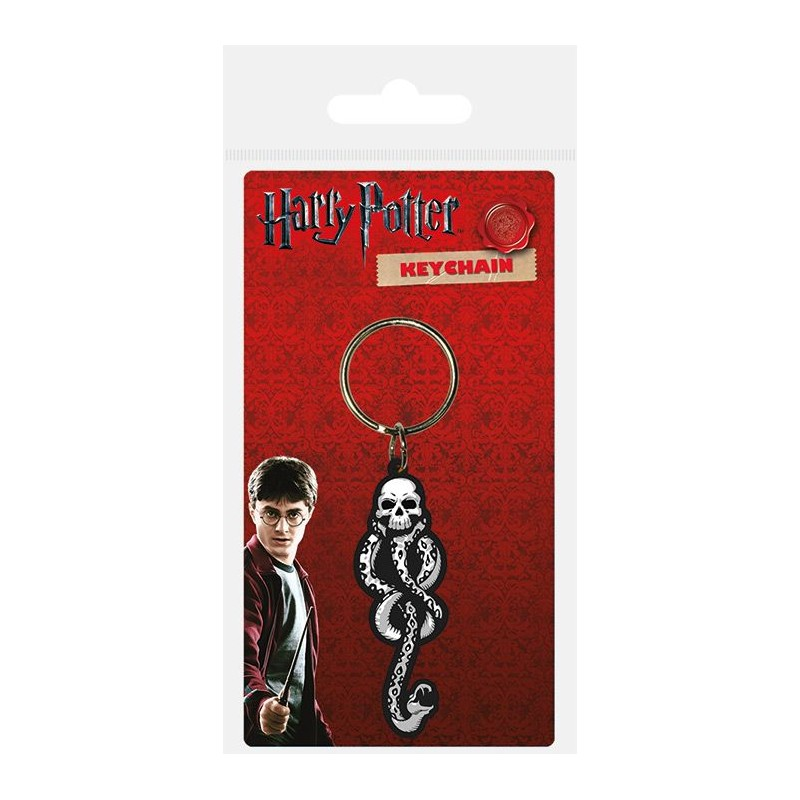 Klíčenka / Přívěsek Harry Potter Dark Mark