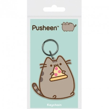 Klíčenka / přívěšek na klíče / batoh s kočičkou Pusheen Pizza / vecizfilmu