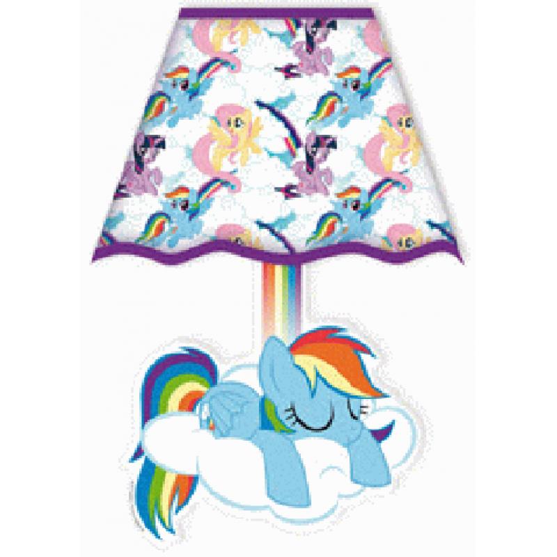 LED nástěnná lampička My Little Pony