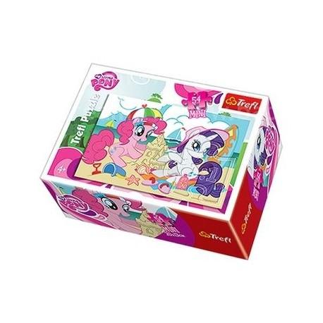 Mini Puzzle 54 dílků My Little Pony / pláž / vecizfilmu