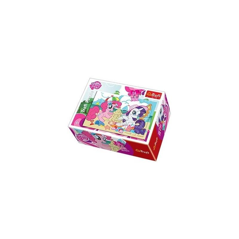 Mini Puzzle 54 dílků My Little Pony / pláž