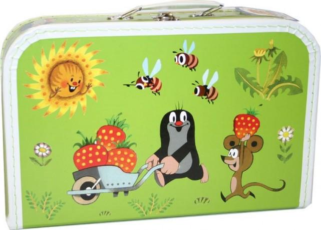 kufr Krteček a jahody, velký