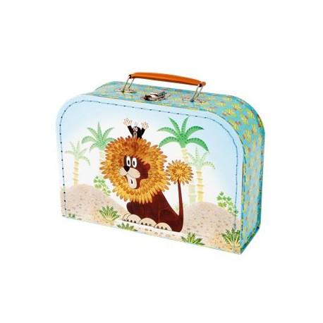 kufr Krteček a lev, malý