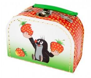 kufr Krteček a jahoda, mini