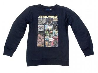 Chlapecká mikina Star Wars 13 - 14 let černá / vecizfilmu