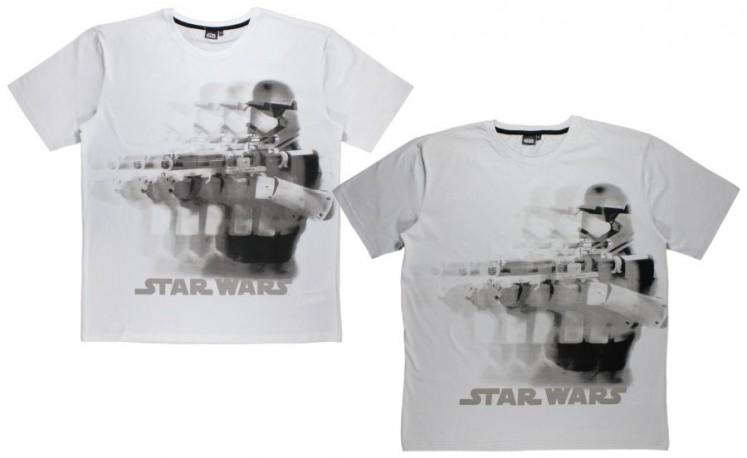 Pánské tričko s krátkým rukávem Storm Trooper Star Wars M / L / XL / XXL