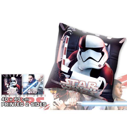 Chlapecký polštář s motivem Star Wars 40 x 40 cm