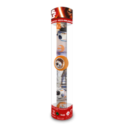 Analogové hodinky / flexi pásek / Star Wars