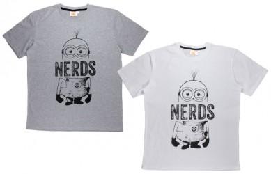 Pánské tričko s krátkým rukávem Mimoni / Minions / M / L / XL / XXL