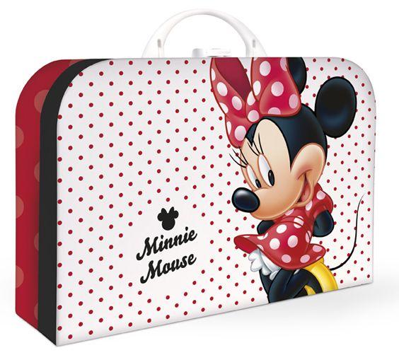 kufr Minnie Mouse, velký