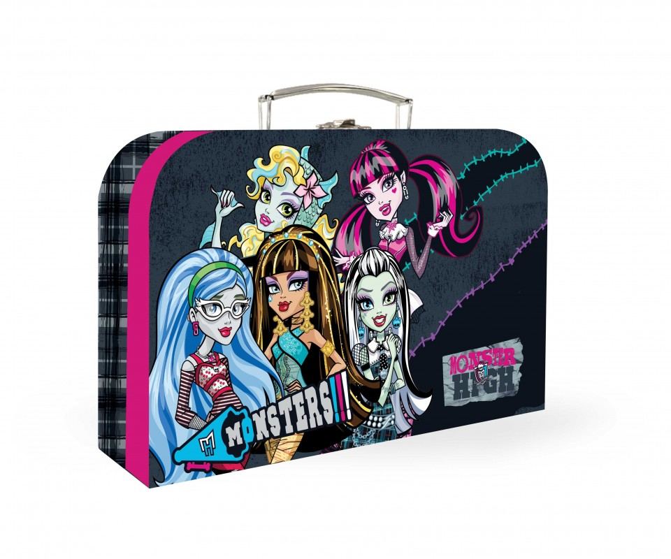 Kufr Monster High 39eb5cfb99