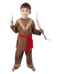 Dětský karnevalový kostým indián velikost S