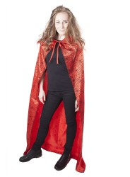Karnevalový kostým pro dospělé plášť čarodějnický