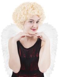 Paruka kudrnatá anděl krátká