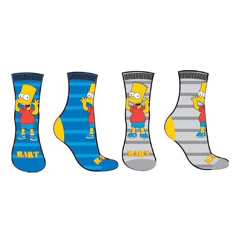 53b00664043 Ponožky Bart Simpson 1502