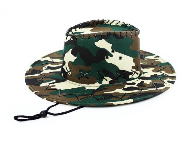 Dětský klobouk ARMY - voják