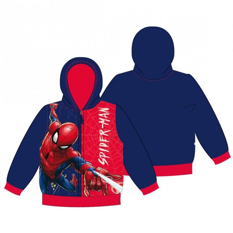 Mikina s kapucí Spiderman / vecizfilmu