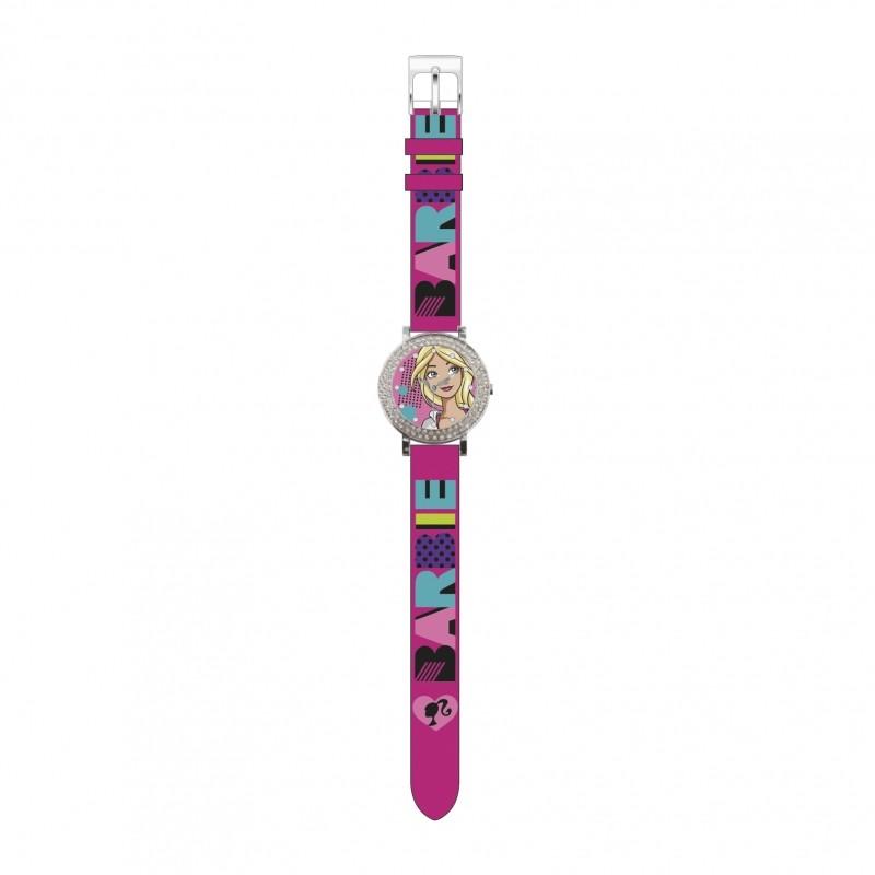 Analogové hodinky Barbie / růžové