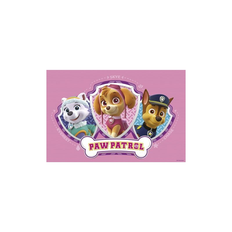 Jídelní podložka Paw Patrol / Tlapková patrola