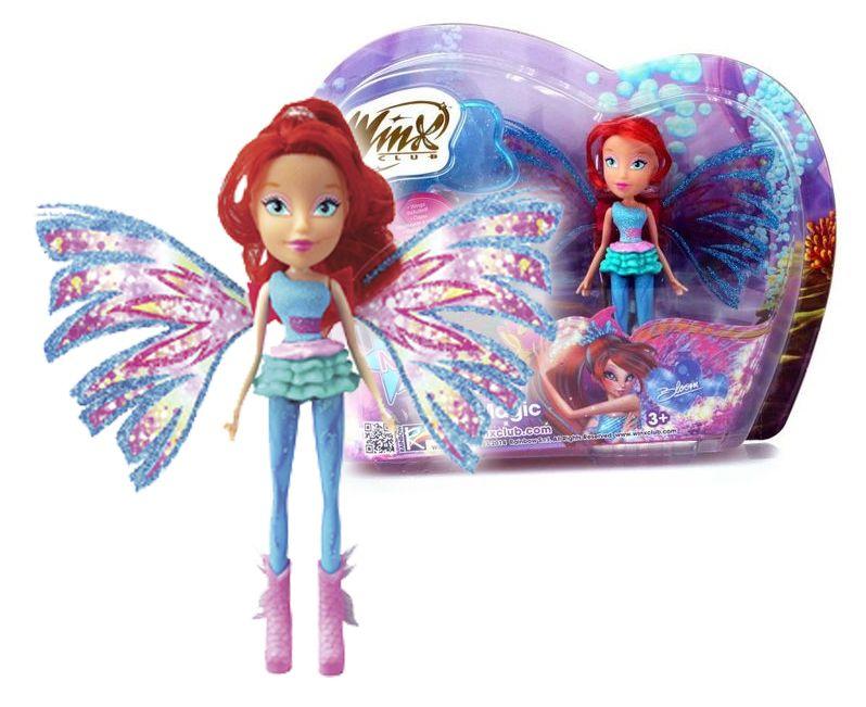 Panenka WinX : Mini doll Sirenix (3/6)