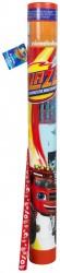 Tuba plná výtvarných potřeb / omalovánek, voskovek, nálepek a jiných kreativních potřeb Blaze and The Monster Machine 78 x 9 cm