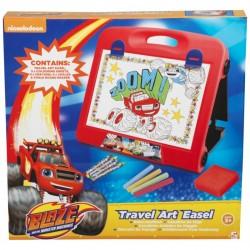 Výtvarná cestovní sada Blaze and The Monster Machines / Plamínek a Čtařkoláci