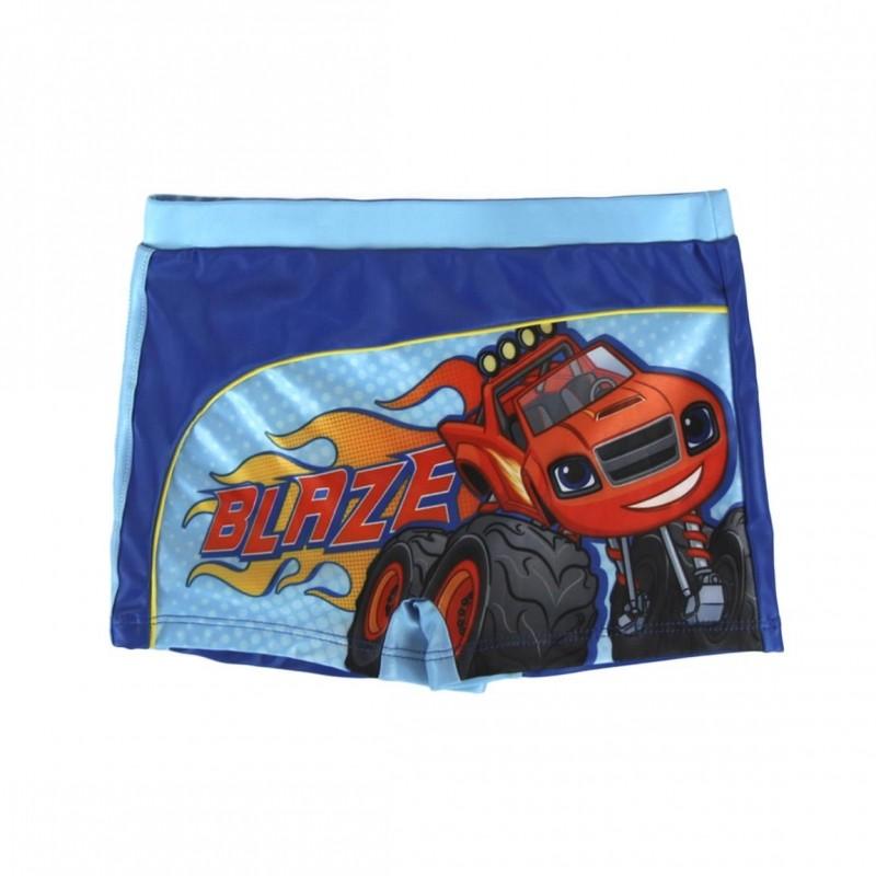 Chlapecké plavky Blaze / Plamínek a čtyřkoláci