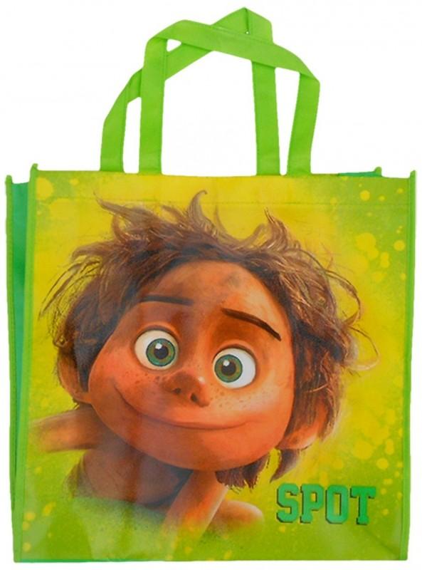 Dětská nákupní taška Hodný Dinosaurus / The Good Dinosaur 38 x 38 x 12 cm