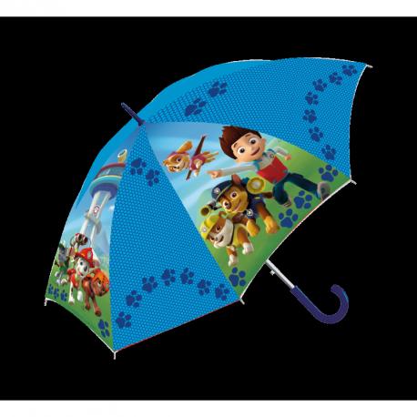 Dětský manuální deštník Paw Patrol / Tlapková Patrola Stopy 42 cm